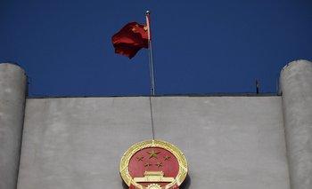 """El ministro de Relaciones Exteriores de Canadá, Marc Garneau, dijo este sábado que China se comporta como un """"matón"""" en el recreo de la escuela"""