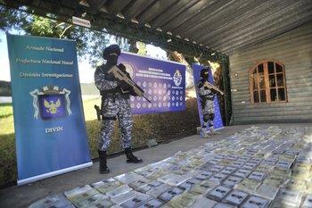La droga podía ser comercializada por más de US$ 40 millones en Europa del Este
