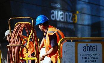 Antel destinará el 86% del presupuesto de 2021 a la instalación de fibra óptica fuera de Montevideo