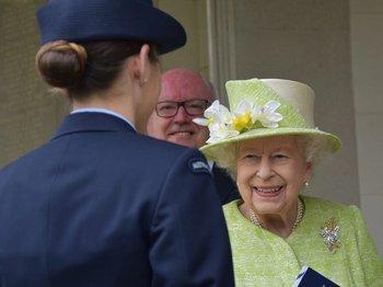Isabel II y el príncipe Felipe se vacunaron en enero con la primera dosis contra covid-19.