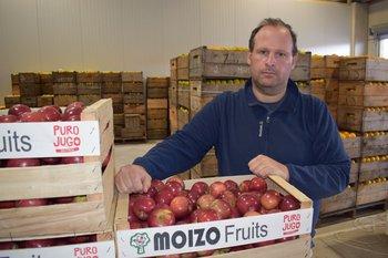 Marcelo Moizo, en su nuevo puesto en la UAM.