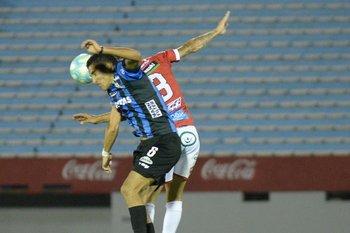 El salto de Federico Pereira