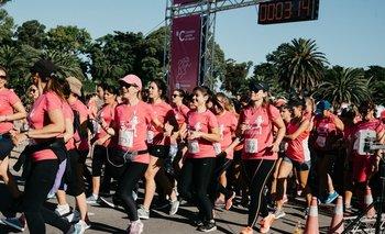 La séptima edición de la 5K contra el cáncer de mama