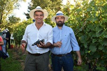 Juan Artola y Pablo Costabel