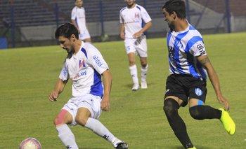 Juan Andrioli, el goleador de Paysandú