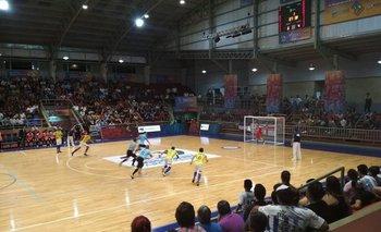 Incidencia del partido entre Uruguay y Brasil en Misiones