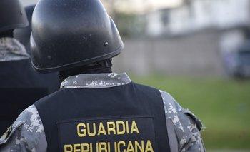 El policía ingresó al Ministerio del Interior en 2017
