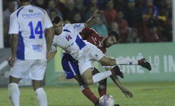 Colonia vs. Paysandú, partido jugado en Tarariras