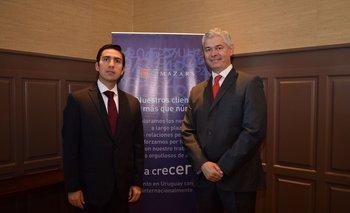 Christian Suarez Lucero y Luis Martinez