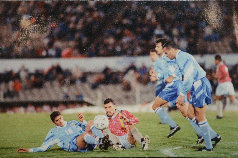 Image result for alvaro gutierrez 1995 penales
