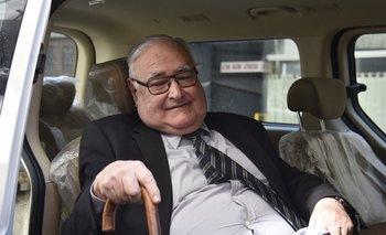 José Nino Gavazzo murió este sábado; estaba preso en su casa por 30 asesinatos durante la dictadura.
