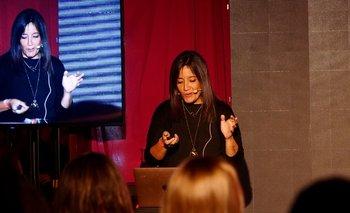 Anita Ríos es la única directora general creativa de Argentina