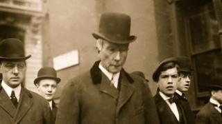 Rockefeller fue odiado en su época, pero él estaba convencido de que sus acciones beneficiaban a todos