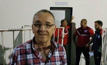 José López Rubio en el Ubilla de Melo