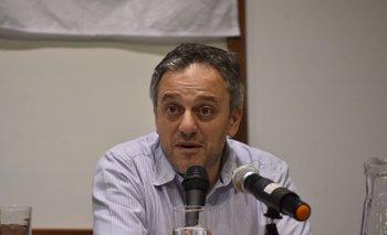 """El rector Arim le pidió al Parlamento """"apostar"""" y votarle los recursos"""