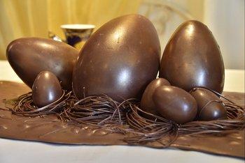 Chocolate belga, blanco amargo o con leche. ¿Cuál es tu preferido?