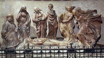 Una confraternidad encargó la obra a Niccolò dell