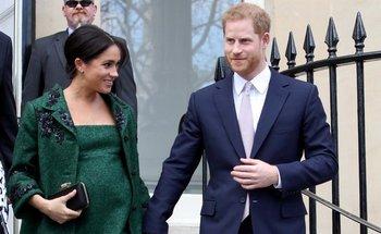 Los duques de Sussex se casaron el 19 de mayo de 2018.