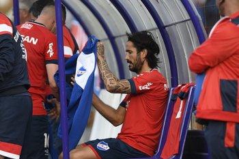 Marco Angeleri fue reemplazado por Gutiérrez en una tarde complicada para todo el fondo de Nacional