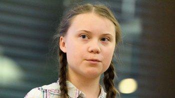 """Greta Thunberg: """"¿De qué sirve aprender si no vamos a tener un futuro?"""""""