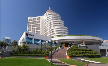 El grupo Enjoy explota en Uruguay el casino privado de Punta del Este