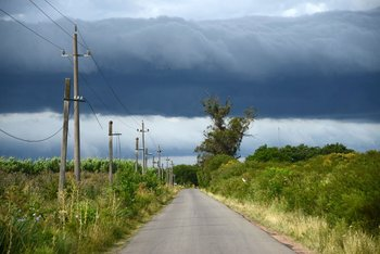 Están previstas lluvias y frío intenso para los próximos días