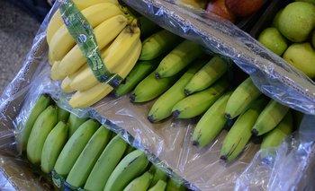 El 100% de la banana que se consume en Uruguay es importada.