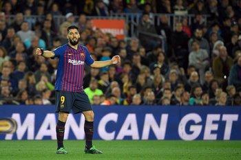 Luis Suárez ganó su 13° título con Barcelona