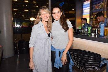 María Morena y Katia Paiva
