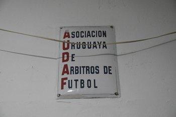 Asociación Uruguaya de Árbitros de Fútbol