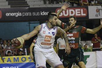 Batista contra Izaguirre, semifinales de la Liga 2018-2019