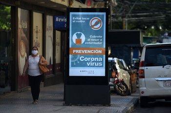 Paraguay sufre la pandemia con un nivel de transmisión comunitaria muy alto