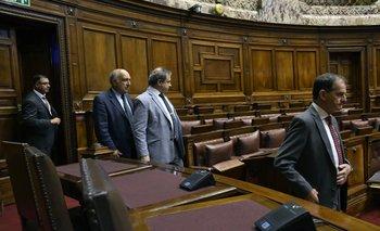 """""""Si Cabildo Abierto acompaña el proyecto, el proyecto es ley"""", dijo el senador frenteamplista Charles Carrera"""
