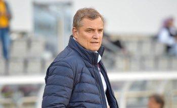 Diego Aguirre está a un paso de Inter de Porto Alegre