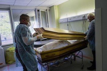 Uruguay estuvo 15 días en el primer lugar del mundo en muertes de pacientes con covid-19, en mayo y junio