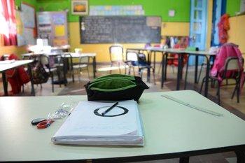 Las clases presenciales están suspendidas desde antes de Semana Santa
