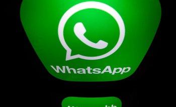 WhatsApp fue elegido por muchos usuarios para agendarse.