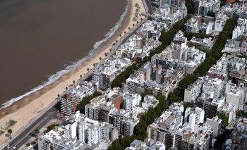 Los precios de venta de los apartamentos de Montevideo cayeron en el año un 0,7%.