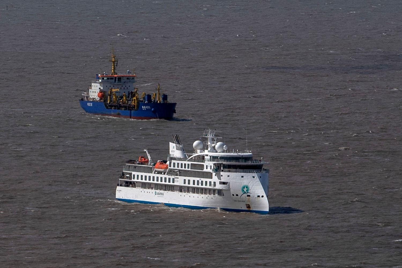 El gobierno australiano agradeció a Uruguay por su asistencia en el crucero