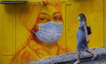 Las mujeres embarazadas no tienen que tomar mayores precauciones que el resto por el coronavirus