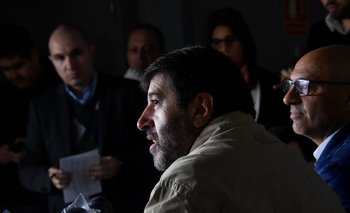 Pereira busca seguir al frente del PIT-CNT con la mirada puesta en el Congreso de noviembre, cuando habrá un recambio de la dirección