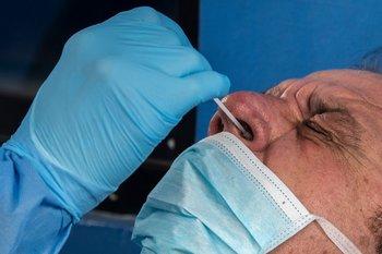 El coronavirus parece afectar más a aquellos hombres con exceso de peso