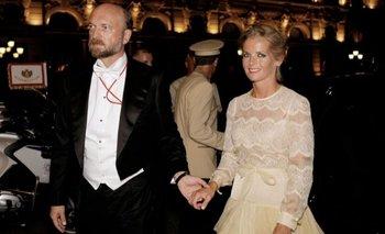 El multimillonario Sergei Pugachev conoció a Alexandra Tolstoy cuando ella fue contratada para darle clases de inglés.