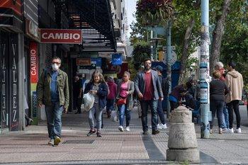Abril fue el peor mes de la epidemia en Uruguay