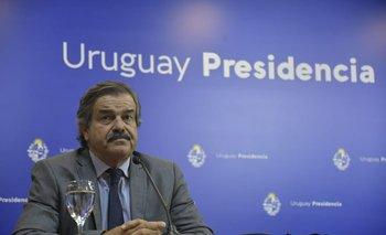 Carlos María Uriarte, ministro de Ganadería Agricultura y Pesca.