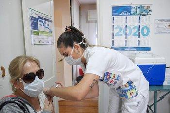 El MSP comenzará a vacunar contra la gripe la próxima semana