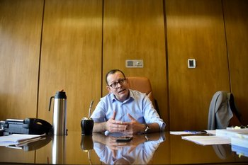 Perrone planteó sus diferencias con el instrumento este miércoles durante la interpelación a Arbeleche