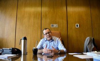 Álvaro Perrone es el representante de Cabildo en la comisión de Hacienda integrada con Presupuesto