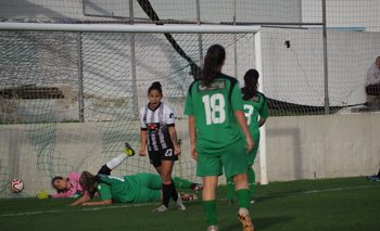 Gol en Paio Pires