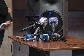 El texto sobre ley de medios está en el Parlamento desde hace 14 meses